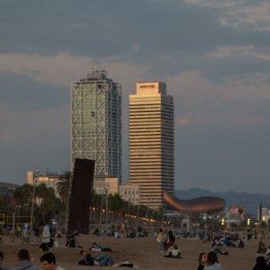 playa barcelona barcelona catalunya espana - David Zorrakino / Europa Press