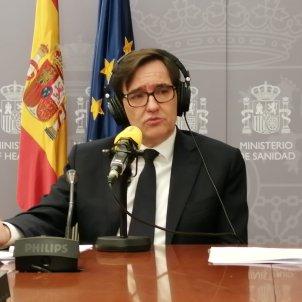 Salvador Illa @maticatradio