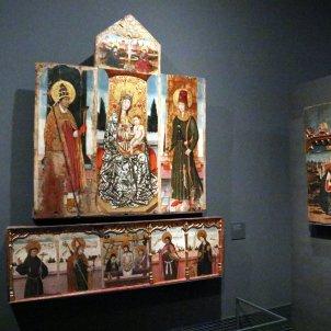 obras arte Franja Ponent reclamadas Museu Lleida ACN