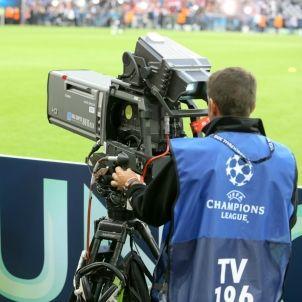 Camera futbol