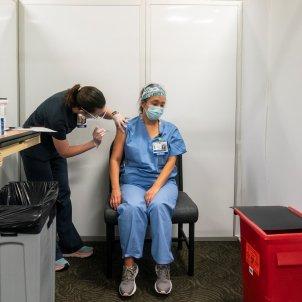 administracio vacuna coronavirus estados unidos - Efe