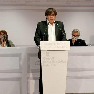 Carles Puigdemont Consell per la República - acn