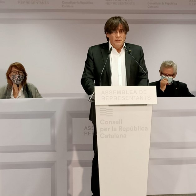 Carles Puigdemont Consell per la República
