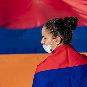bandera armenia - europa press