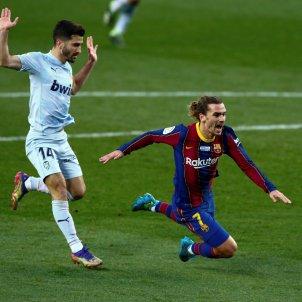 Antoine Griezmann Barca Valencia EFE