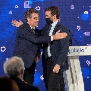 EuropaPress - presidente partido popular pablo casado alberto nuñez feijoó