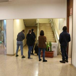 Alumnos ocupan rectorado UAB