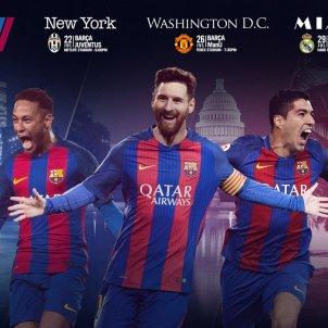 Messi Luis Suárez Neymar FC Barcelona