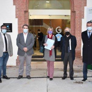alba verges ampliacion hospital granollers - acn