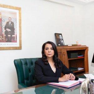 EuropaPress 3475461 embajadora marruecos espana karima benyaich
