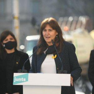 Laura Borràs presentació candidats Sabadell / Jxcat