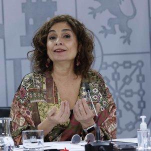Montero ayudas coronavirus hostelería restauración comercio - EFE