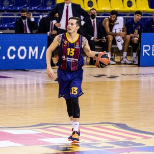 Thomas Heurtel Barca Basket Europa Press