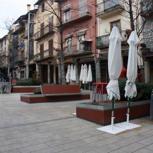 plaza Puigcerdà cierre perimetral coronavirus ACN