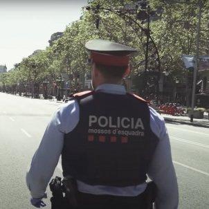 mossos confinament barcelona - mossos