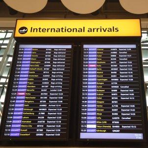 heathrow londres aeropuerto coronaviruss europa navidad -Efe