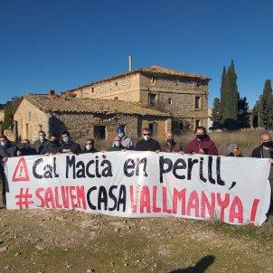 Cal Macià / @SalvemCalMacia