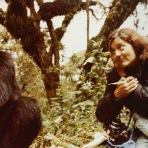 Dian Fossey foto Dian Fossey Foundation
