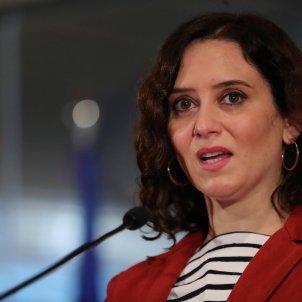 isabel diaz ayuso presidenta comunidad madrid - Efe