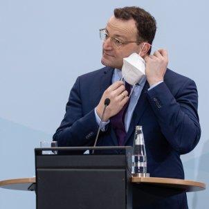 ministro sanidad aleman coronavirus vacuna - Efe