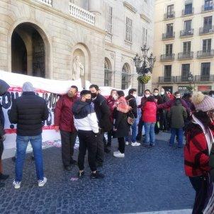 METRO COLAU MANIFESTACIO @redprecarixs