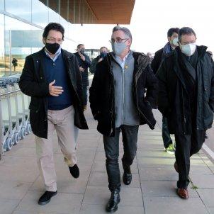 conseller empresa Ramon Tremosa aeropuerto de Lleida - ACN