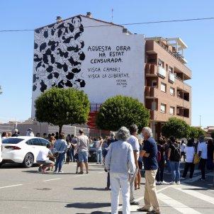 love is love mural torrefarrera cristina dejuan acn