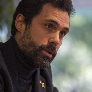 Roger Torrent ERC - Sergi Alcazar