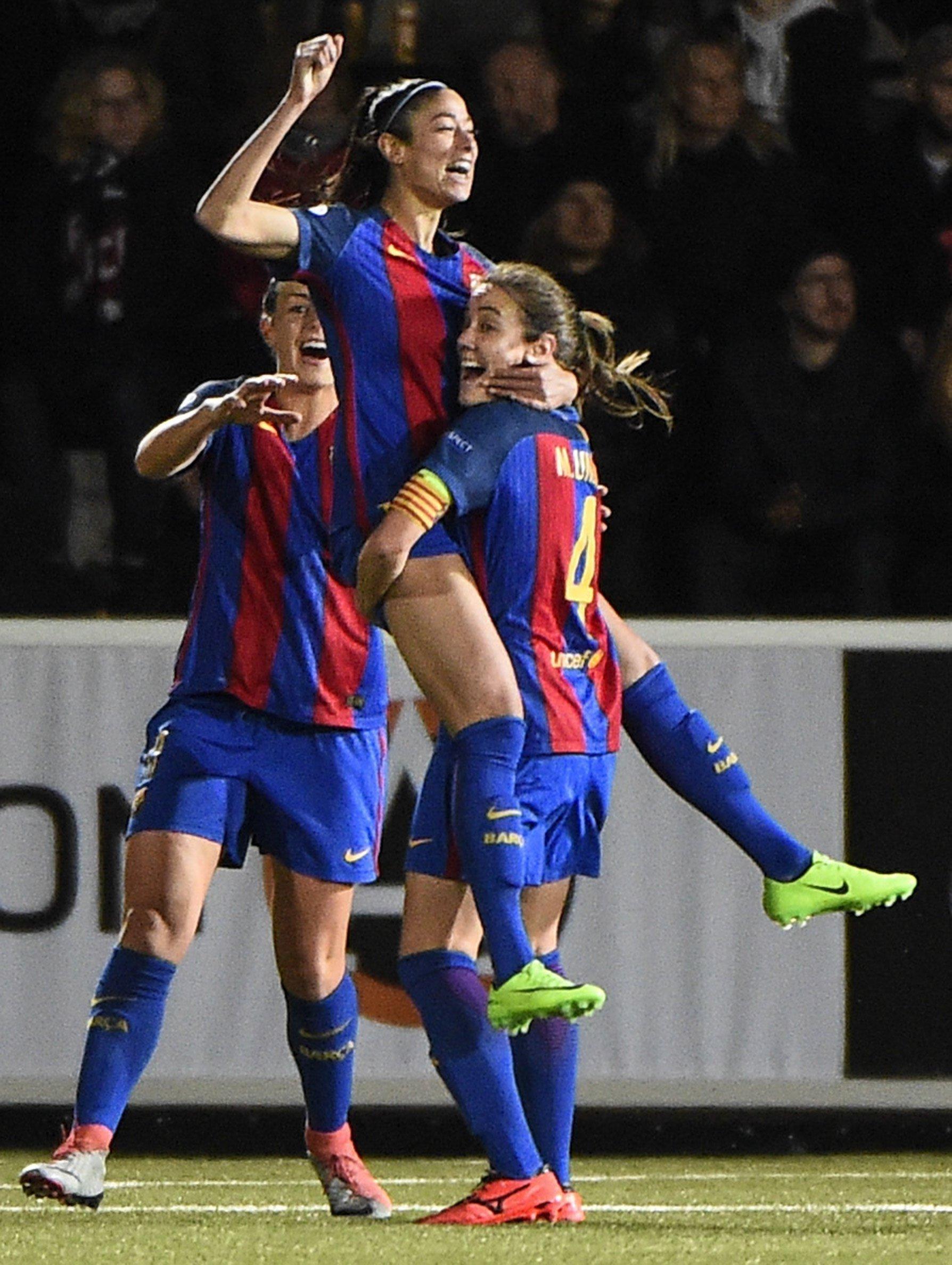 Barça femení Efe