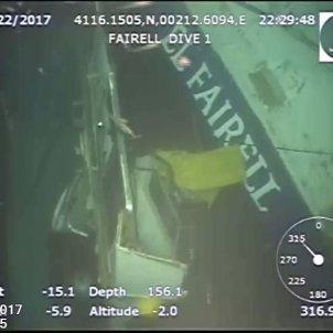 pesquer port barcelona enfonsat EuropaPress