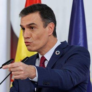 presidente espanyol Pedro Sanchez - Efe
