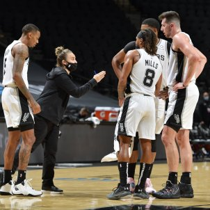 Becky Hammon San Antonio Spurs NBA @spurs