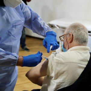 residencia vacuna Salou pfizer coronavirus-Efe
