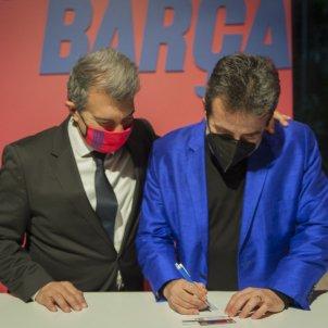 Laporta Sala i Martin @JoanLaportaFCB