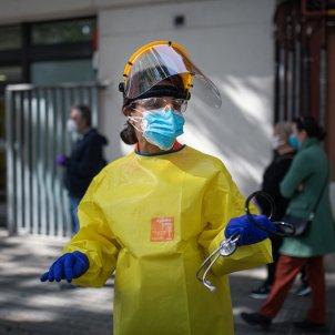 coronavirus metge SEM Europa Press