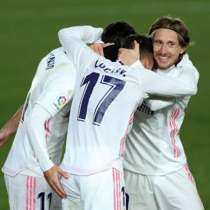 Real Madrid Celta Modric EFE