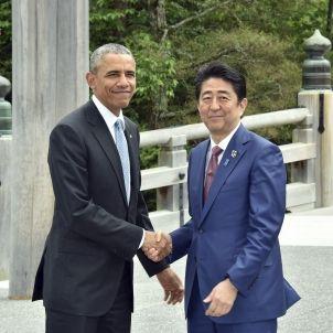 Obama ministre exteriors japonés