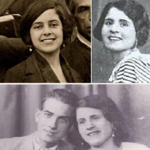 Els franquistes afusellen les cinc roses de Mallorca. Aurora Picornell i les germanes Antònia i Maria Pasqual. Font Arxiu El Nacional