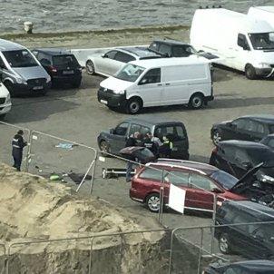 Atac Bèlgica - EFE