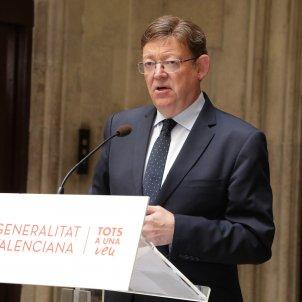 EuropaPress - president ximo puig rueda prensa
