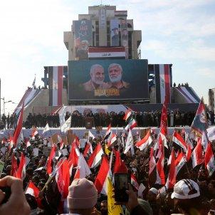 manifestaciones iran, soleimani, eeuu nuclear - Efe