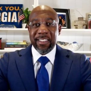 Warnock Georgia Estats Units eleccions Senat EFE