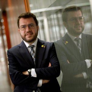 Pere Aragonès vicepresident ERC Govern EFE