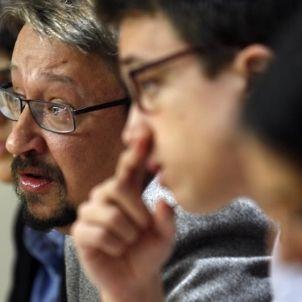 Domènech amb Podemos