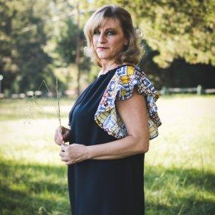 Mujer de mediana edad