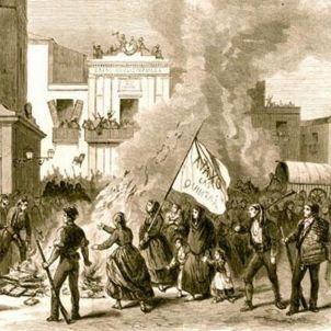 Revolta dels Quintos 1870. Plaça d'Orient BO 2 (1)