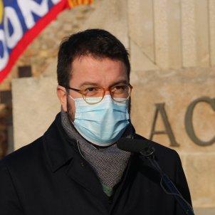 Pere Aragones recurs ACN