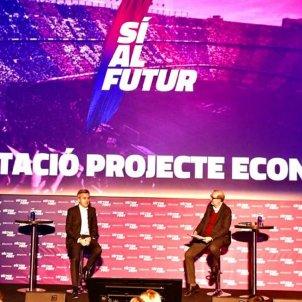 Víctor Font Elecciones Barça @Sialfutur
