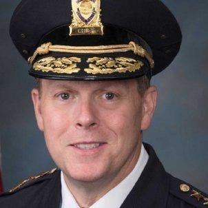 Jefe policía Capitol DC Steven Sund