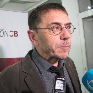 Monedero vox denuncia Podemos-EuropaPress
